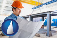 new-hampshire a construction engineer
